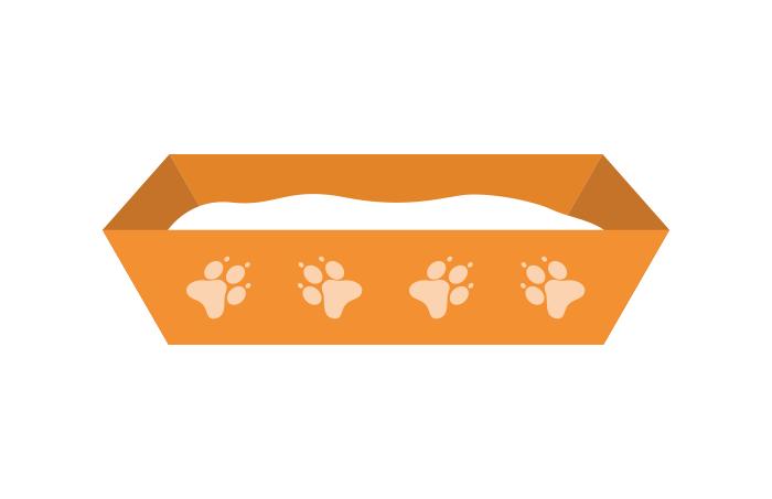 Kattebakker & grus