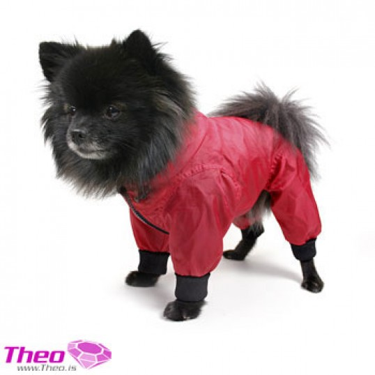 Theo Wind/Rain overalls.
