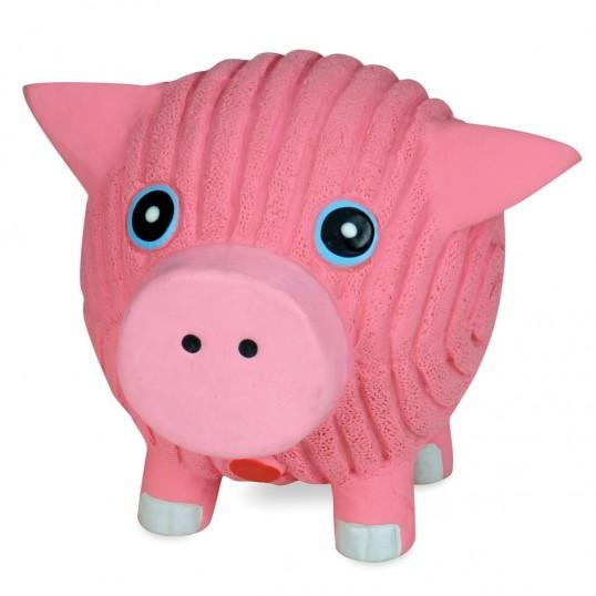 HuggleHounds Ruff-Tex. Hamlet the Pig. Gris.