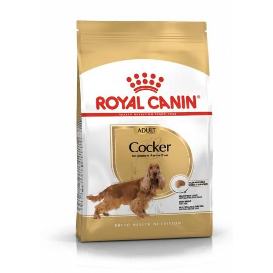 Royal Canin Cocker Adult - over 12 måneder
