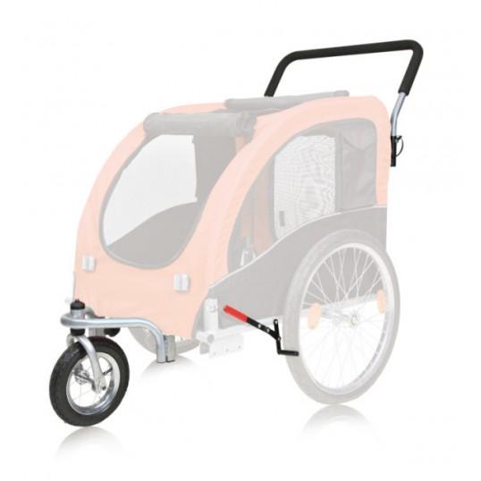 12817 Forvandlings Kit fra Cykeltrailer til Jogging Buggy. Passer til 12816