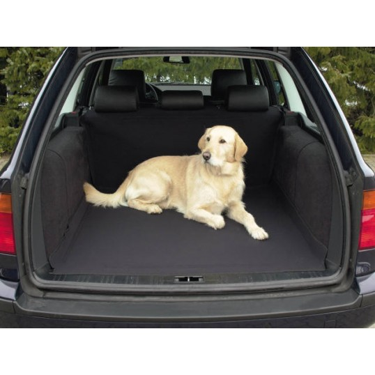 Bil tæppe. Tæppe til bagagerum. Nylon/Bomuld. Mål: 120x150 cm.