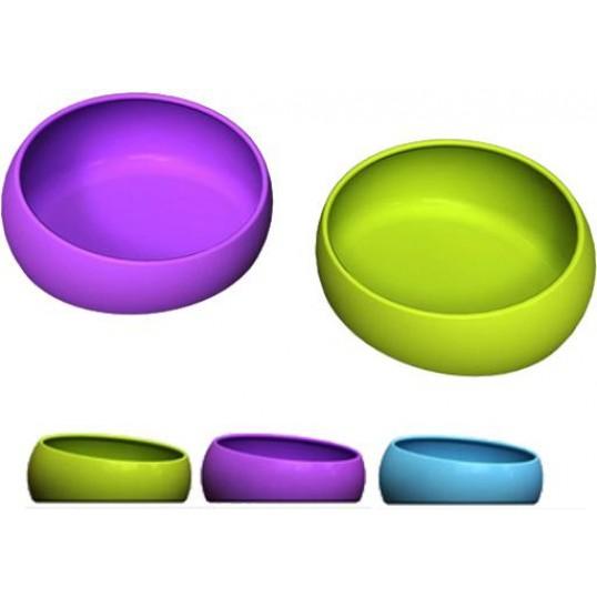 Silikone skål, Ø 14,5. x h 6 cm.