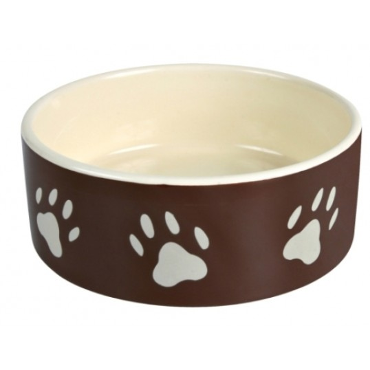 Keramik hundeskål