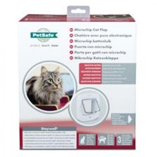 Petsafe Smart Flap kattelem, til microchip, ledningsfri