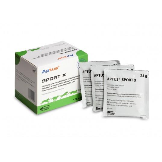 Aptus Pro Sport X. 25gr. Elektrolyter. Mod dehydrering.