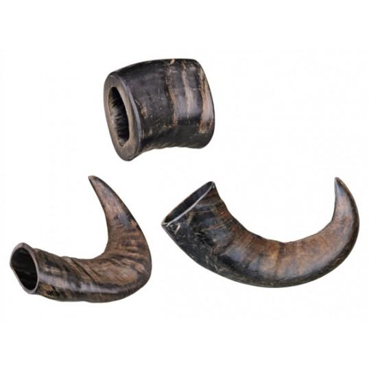 Genuine Buffalo tyggehorn. 1 stk.