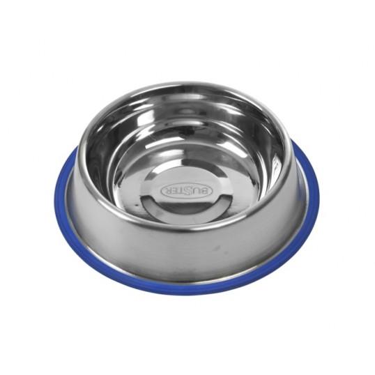 Buster skål med blå silikonering i bunden