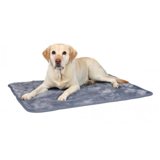 Grå termo tæppe. Flere størrelser