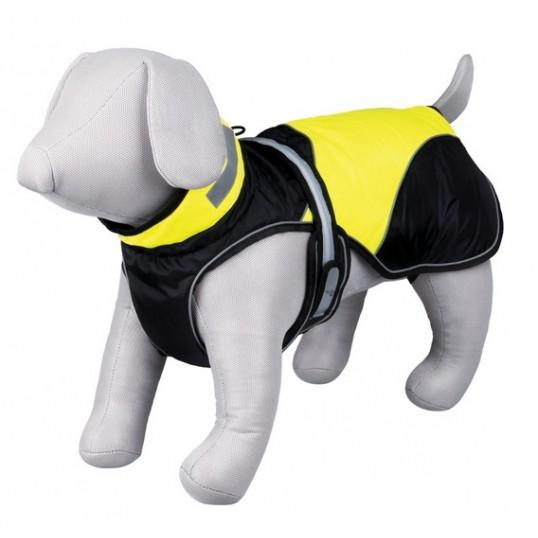 Safety Flash frakke / Sort og gult lys dækken.