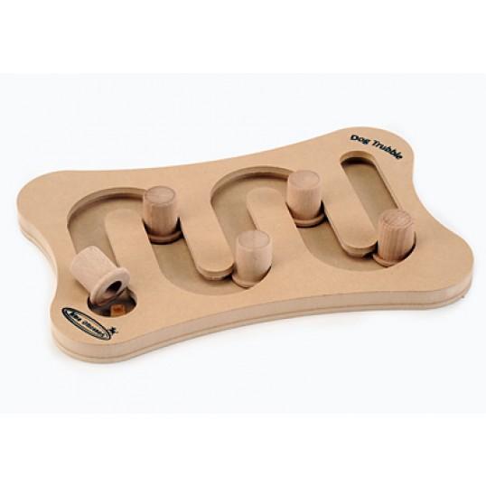 Nina Ottosson Dog Trubble trælegetøj