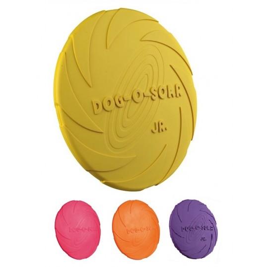 Aktivitetslegetøj Frisbee af blød gummi. 1 stk.