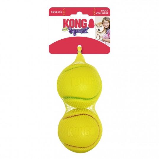 KONG Squeezz Tennis. 2stk.