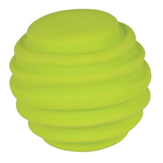 Flex latexbold med riller.