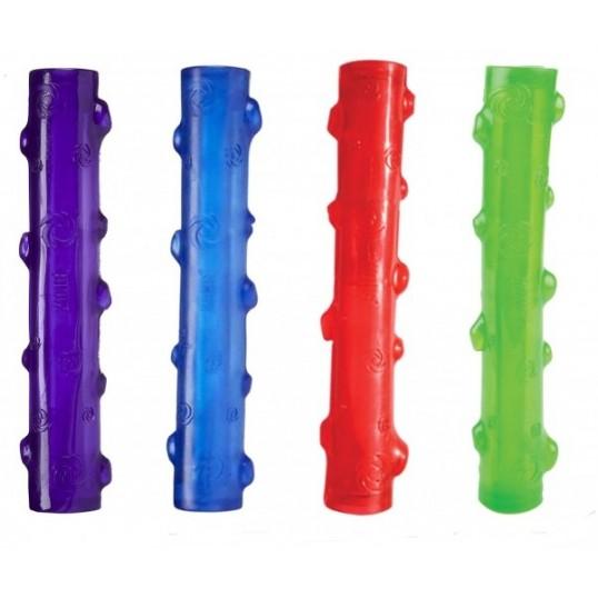 Kong Squeezz Stick. Ass. Farver. 1 stk.