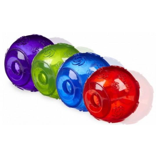 Kong Squeezz Ball / Bold. Ass. Farver. 1 stk.