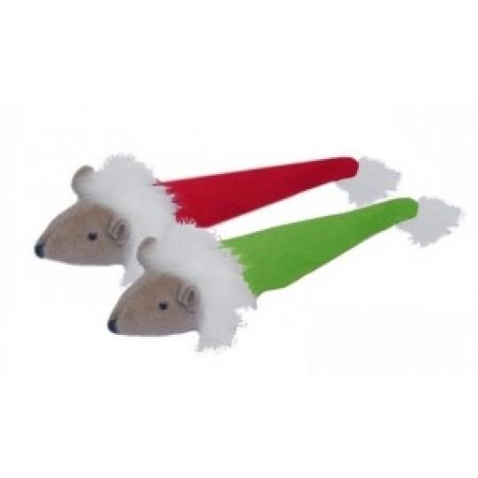 Merry Mice Julelegetøj. Til katte.
