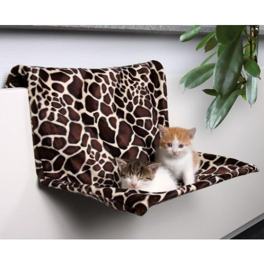 43208 Radiatorseng til kat. Giraf-mønstret.