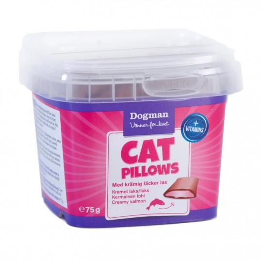 Cat Pillows, Cremet laks