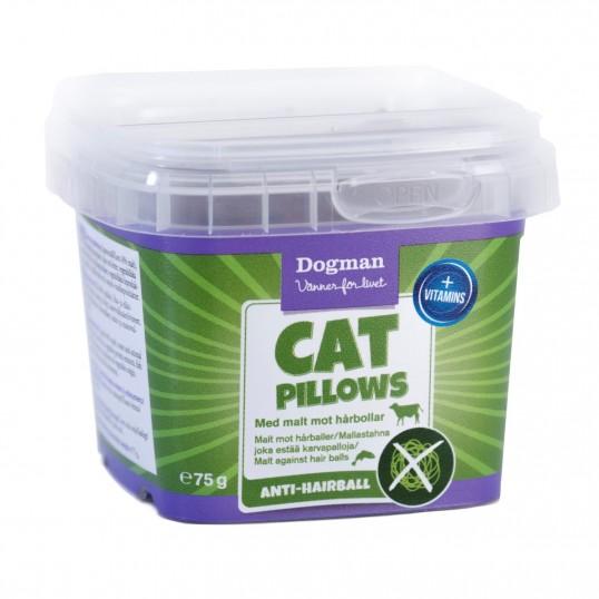 Cat Pillows, Anti hårbold