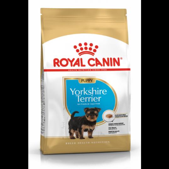 Royal Canin Yorkshire Terrier Puppy - op til 10 måneder. (1,5kg)