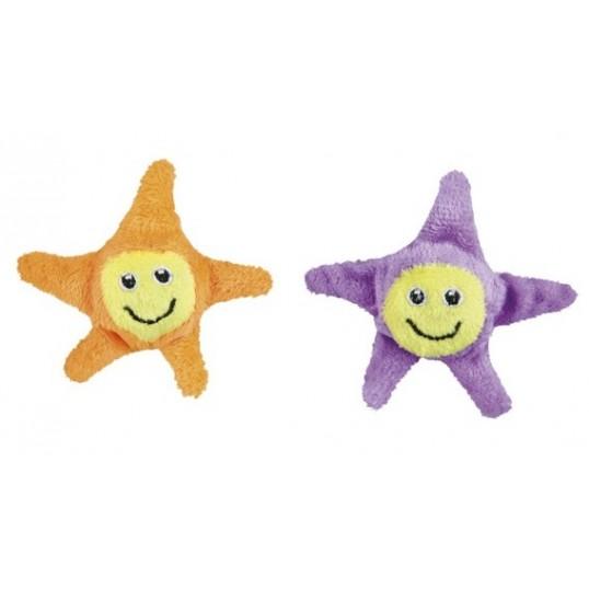 Plys stjerne, med Bold.