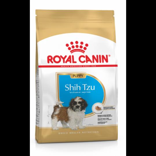 Royal Canin Shih Tzu Puppy - op til 10 måneder. (1,5kg)