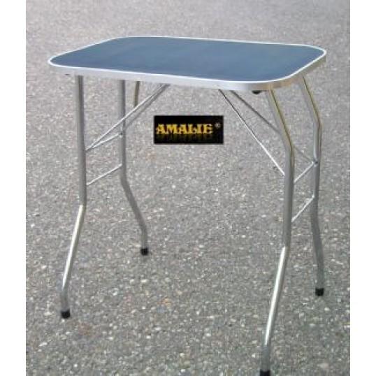 Amalie Trimmebord uden hjul. Finriflet gummi. 50 x 75 x 80 cm.