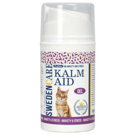 Kalm Aid. Gel til Kat. 50ml.