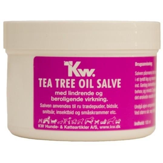 KW Tea tree salve 100 ml.