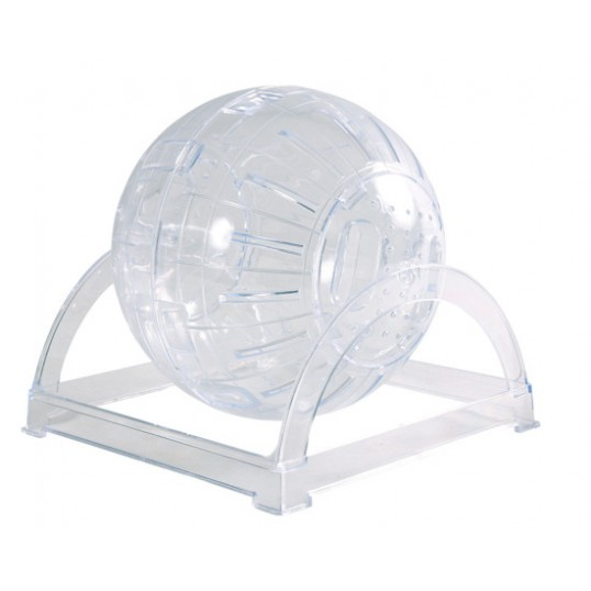 Joggingbold til bl.a. hamstere. ø 17 cm. Ass. farver