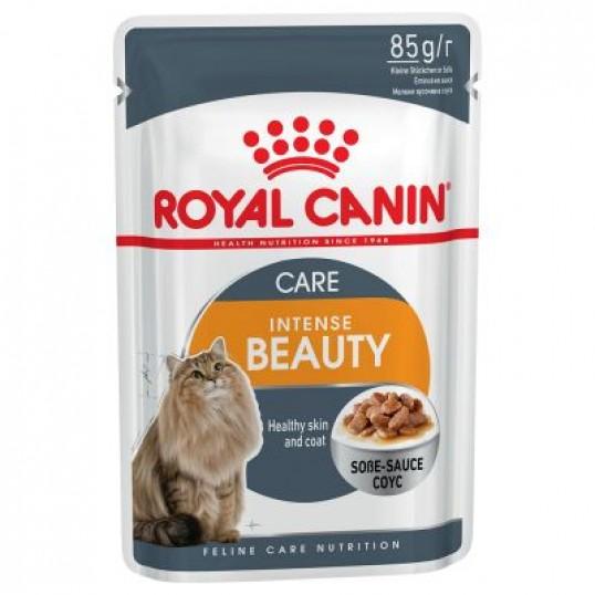 Royal Canin Intense Beauty - Sovs - 12 x 85g á pose
