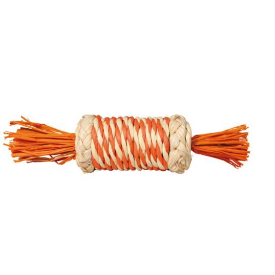 Strå-legetøj Rulle, 18cm
