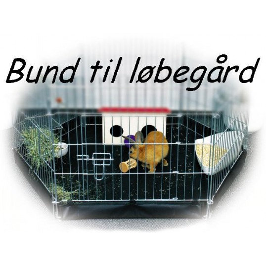 Nylonbund til løbegård nr. 6250