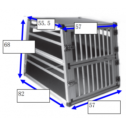 AluminiumsburEtageMlerca82x57x68cmCavgthund2x1215kg-01
