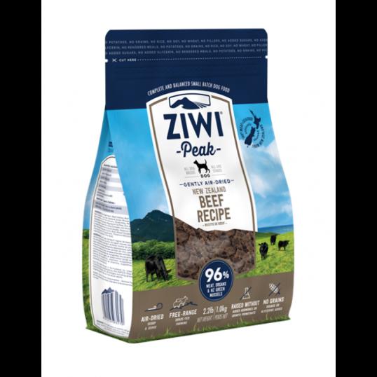"ZiwiPeak ""Daily Dog"" Cuisine Beef (Oksekød)."