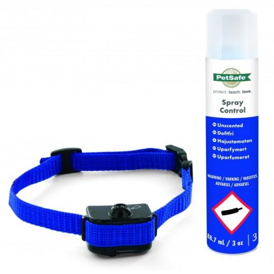 PetSafe Delux anti-gø halsbånd til små hunde.