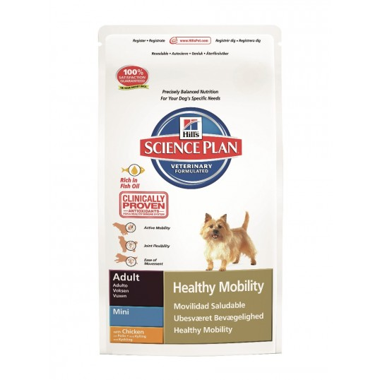 Hill's Science Plan™ Canine Adult Healthy Mobility Mini with Chicken 3 kg