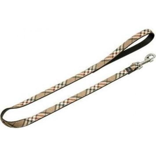 Line med håndtag, Old English Style / Beige ternet