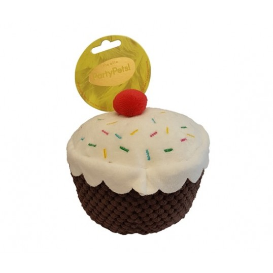 Cupcake med piv.