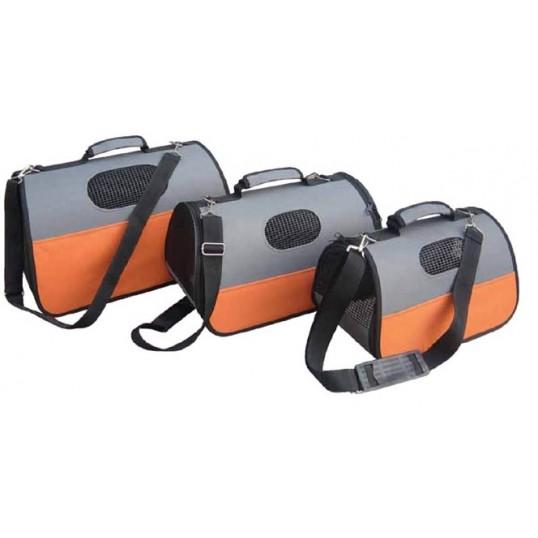 GS Transporttaske grå/orange