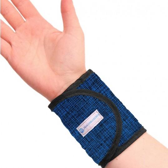 Aqua Coolkeeper Cooling wristband / Kølende håndledsbånd til mennesker.