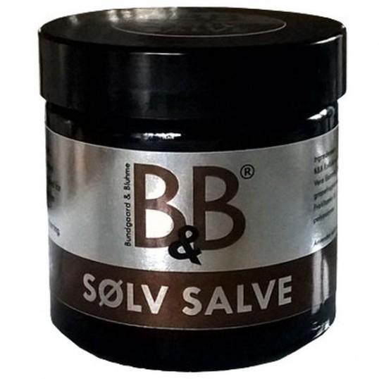 B&B sølvsalve 60 ml
