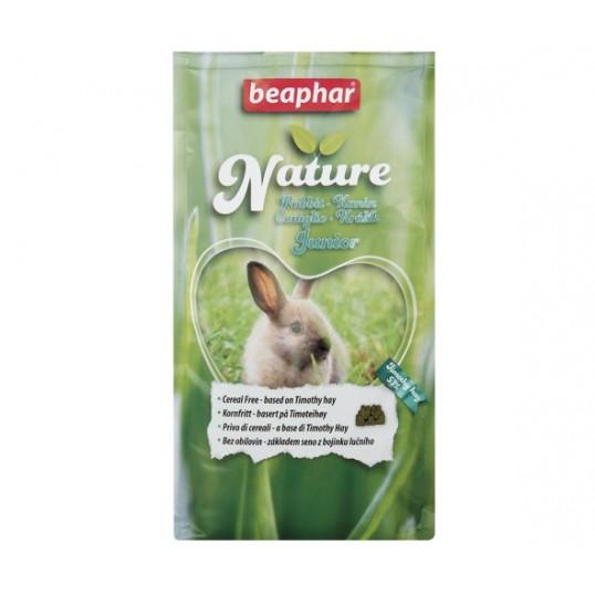 Beaphar Nature Kanin Junior. 1250g.