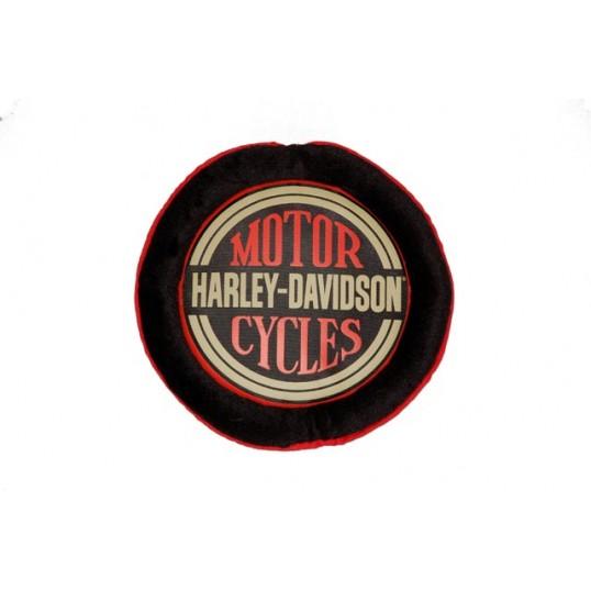 Harley Davidson Frisbee af plys.