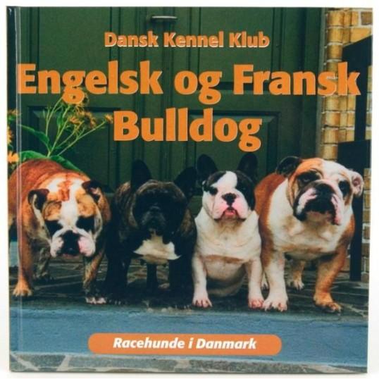 Bogen: Engelsk og fransk bulldog. Af Jytte M. Tarnow