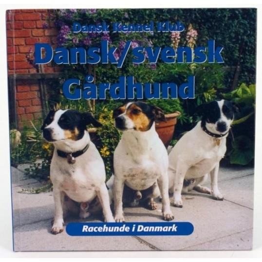 Bogen: Dansk/svensk gårdhund. Af medlemmer af Dansk/svensk Gårdhundeklub