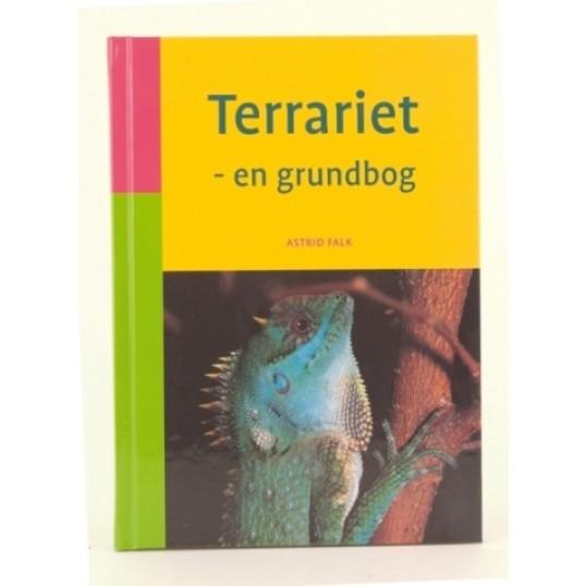 Bogen: Terrariet - en grundbog. Af Astrid Falk