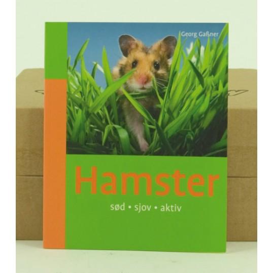 Bogen: Hamster. Af Georg Gassner.