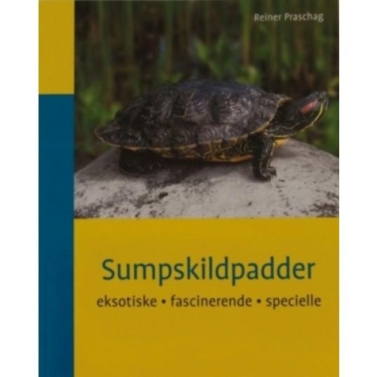 Bogen: Sumpskildpadder - eksotiske, fascinerende og specielle. Af Reiner Praschag